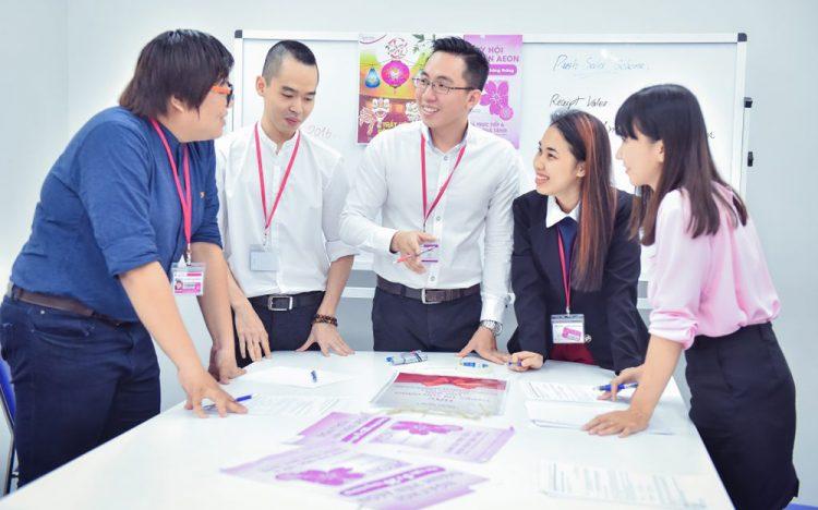 AEONMALL Việt Nam đứng thứ 7 trong bảng xếp hạng 100 nhà tuyển dụng được yêu thích nhất năm 2017