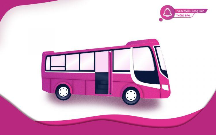 Thông báo ngừng hoạt động xe buýt miễn phí