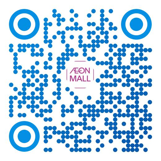 QR code ZAlO AEON MALL Long Bien