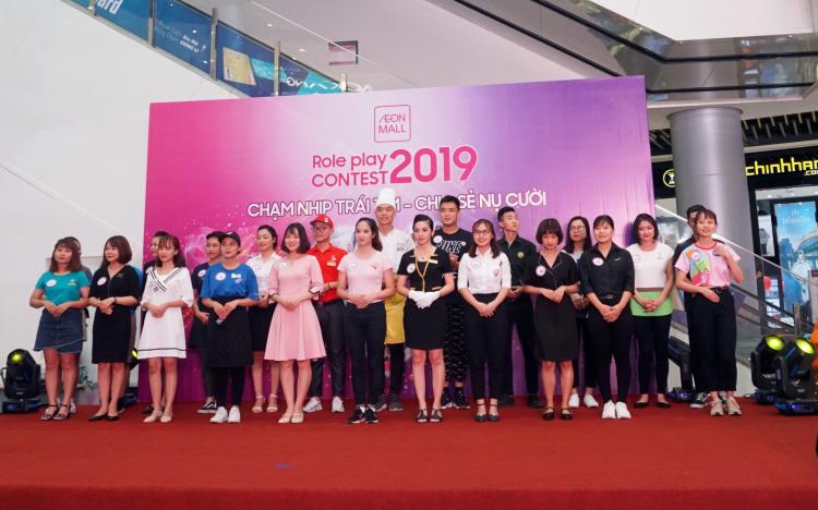 24 thí sinh xuất sắc nhất lọt vào vòng 2 Role Play Contest 2019