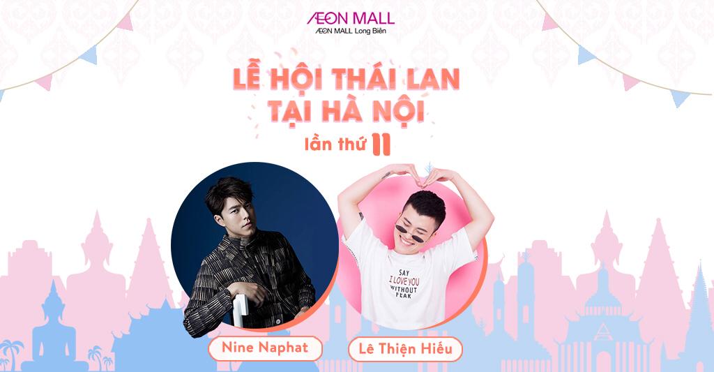 Lễ hội Thái Lan 2019 - Thai Festival 2019