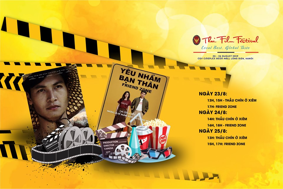 Film Fest - Thai Festival 2019 tại AEON MALL Long Biên