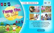 Chương trình từ thiện TRUNG THU SẺ CHIA