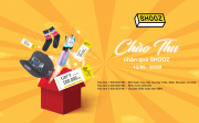 ShooZ tăng khách hàng hàng ngàn quà tặng