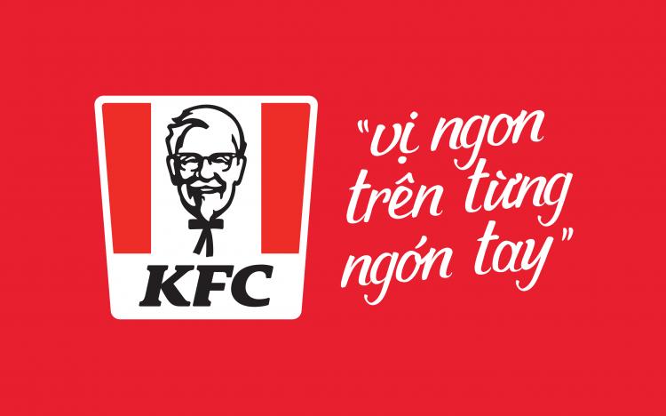 logo KFC AEON MALL Long Biên
