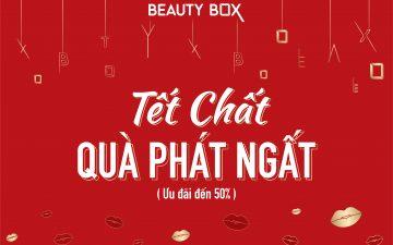 Beauty Box AEON MALL Long Biên
