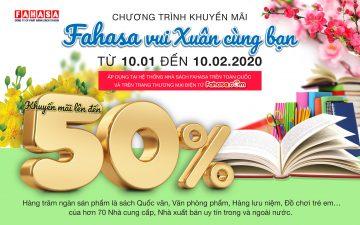 FAHASA AEON MALL Long Biên