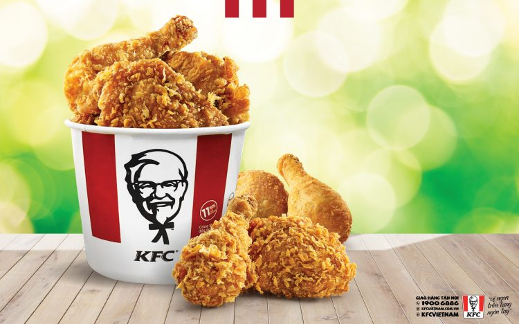 KFC AEON MALL Long Biên