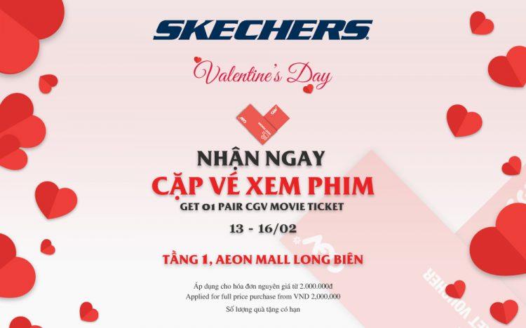 Skechers AEON MALL Long Biên