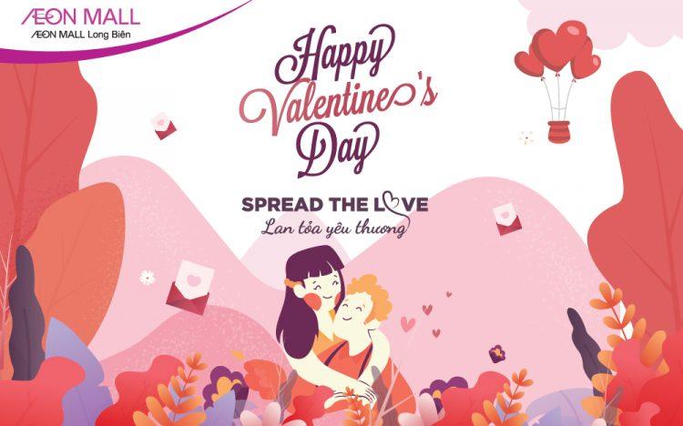 Valentine AEON MALL Long Biên