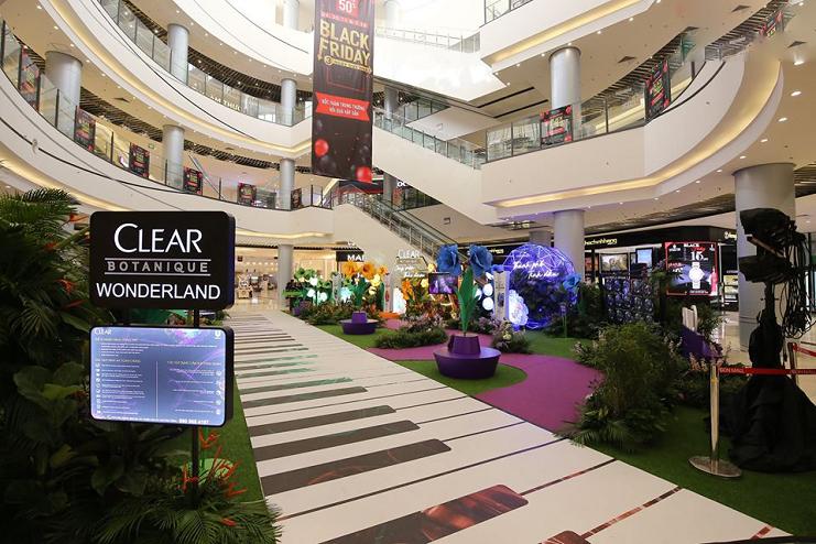 Sự kiện sảnh Trung tâm AEON MALL Long Biên