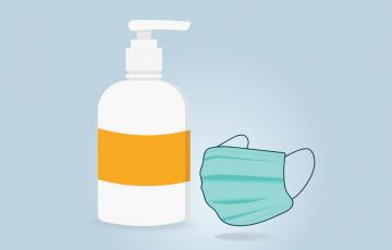 Biện pháp khử khuẩn tại nhà phòng chống COVID-19