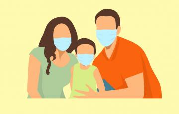 Cách ngăn ngừa COVID-19 cho cả gia đình